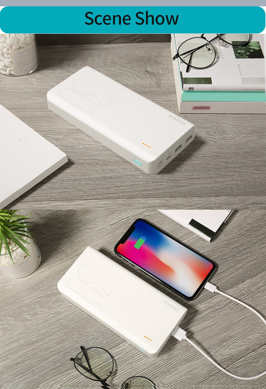 Portable Fast Charging Power Bank