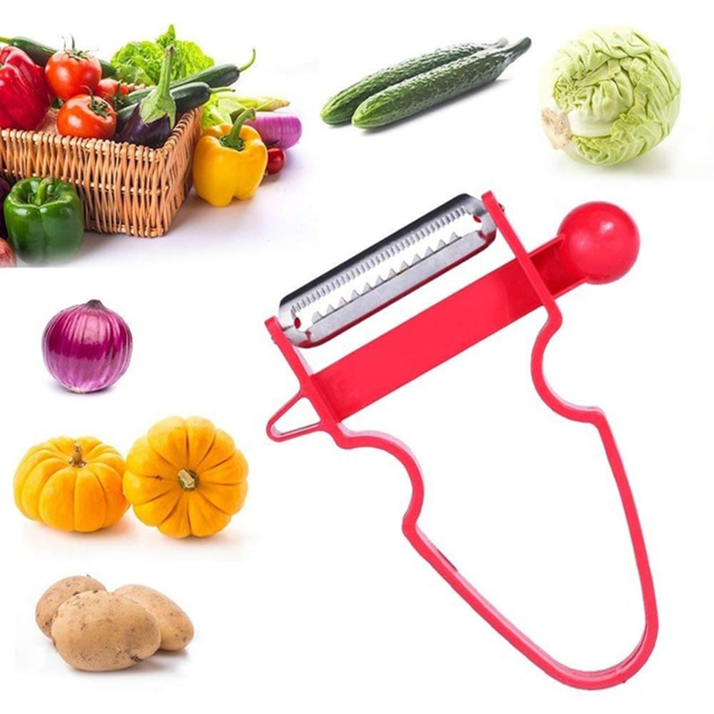 Magic Fruits and Vegetables Peeler