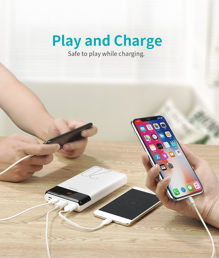 Portable Fast Power Bank