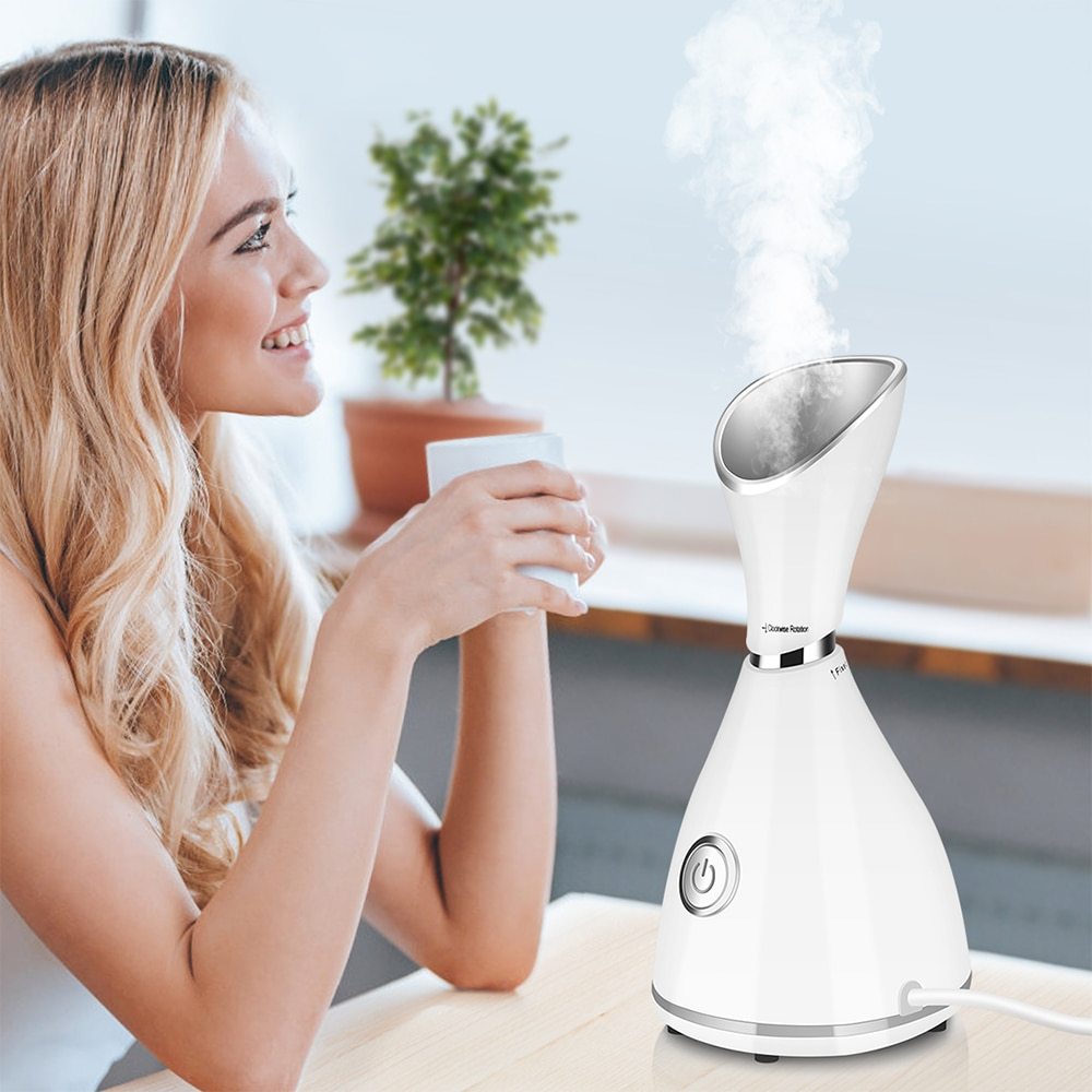 Nano Ionic Facial Steamer