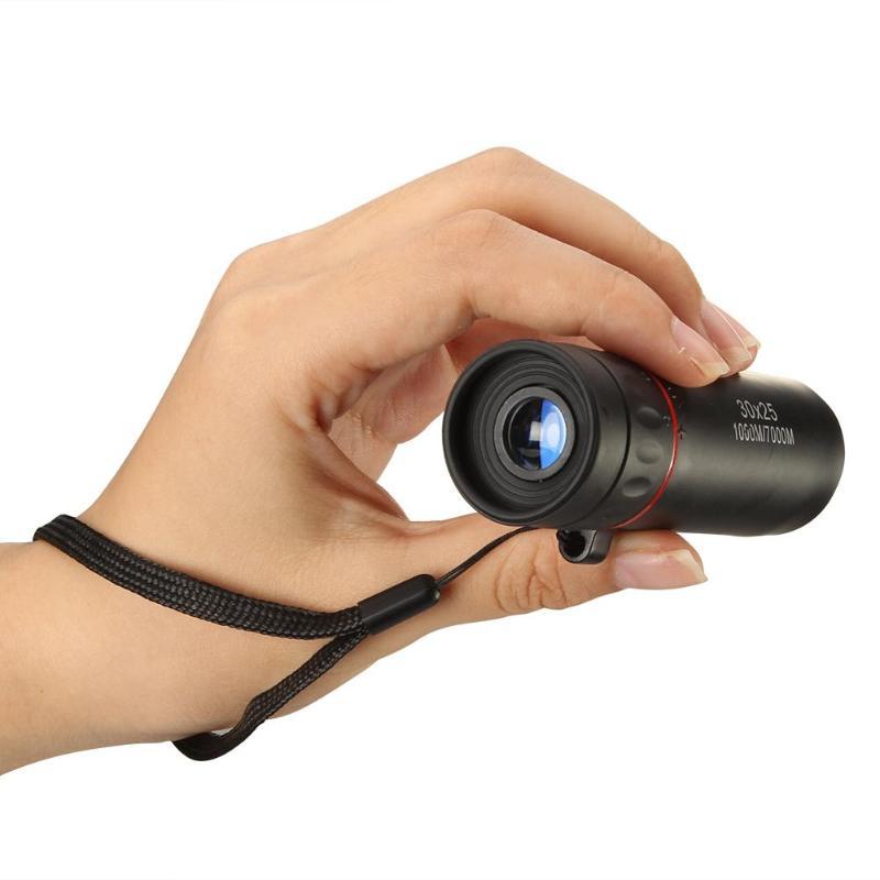 Mini Portable 30X25 Monocular Zoom Telescope